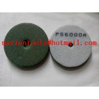 China diamond polishing pads for marble on sale