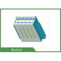 Safety Lithium Ion Battery Module With Prismatic ABS / Metal Case