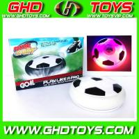 Quality HOT SELLING !!! Air Hover Soccer with light for sale
