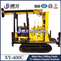 Quality New Arrival!! XY-400C Diesel engine Power Type and New Condition Borehole Drilling Machine for sale