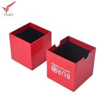 Quality Full Printed Red Jewelry Packaging Boxes Colorful Coated Paper With Lid for sale