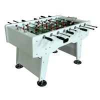 5FT Football Game Table Wooden Soccer Table MDF Game Table ABS Balanced Player