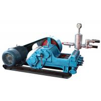 Buy High  Efficiency  BW250 250L Output 6MPa Mine Horizontal Triplex Mud Pump at wholesale prices