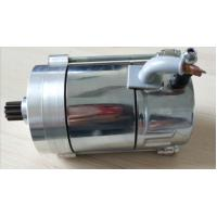 Quality HARLEY DAVIDSON DISC GLIDE SOFTAIL SPORT GLIDE MOTORCYCLE STARTER MOTOR for sale