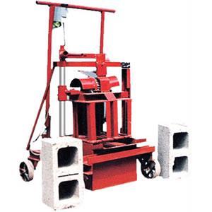 Quality QTJ4-35B2 cement hollow block machine for sale