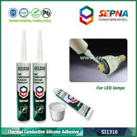 Quality Quality One Component Thermal Conductive Silicone Sealant for Electronic Industry SI1316 for sale