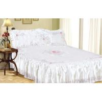 China Satin Bedspread on sale