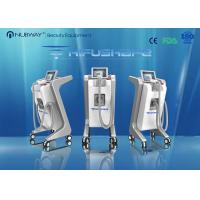 Quality HIFU Focused Altrasound Technology! Newest Non-invasive Fat Cell Destruction Fat Reduction for sale
