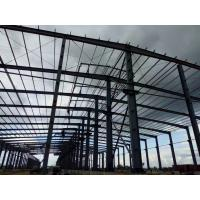 Quality High Performance Prefab Storage Buildings / Pre Built Metal Buildings H- Section Beam for sale