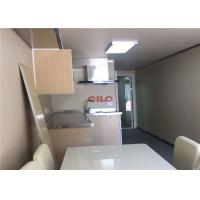 Quality Environmentally Prefabricated Accommodation Prefabricated Commercial Buildings for sale