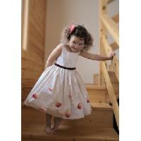 Quality Tea Length Flower Girl Dresses for sale