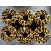 Buy cheap tiger rope/Yellow/black tiger rope / tiger rope /PE Tiger Rope from wholesalers