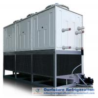 China Forced Draft Type Evaporative Cooled Condenser Cold Room Refrigeration System on sale