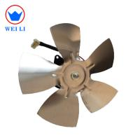 Copper Motor Bus Air Conditioning Parts Ac Condenser Fan Motor 6000hours Working Hours