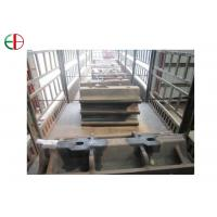 Quality Discharge End Wear Resistant Liners Low C / High C Cr - Mo Alloy Steel Material for sale
