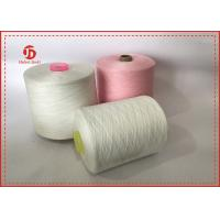 Quality 40/2 Raw White Paper Cone Ring Spun 100% Polyester Yarn AA GRADE for sale