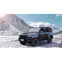 Quality 4x4 Euro V  Baolong BJ80 Bullet-Proof Car,4x4 Light Armored Car for Asia for sale