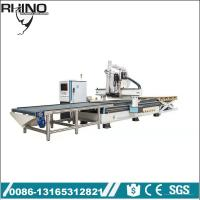 Quality Automatic loading and unloading ATC cnc router machine for woodworking for sale