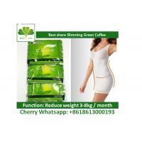 Buy cheap Antioxidant Instant Slimming Coffee Green Coffee Bean Extract For Weight Loss product
