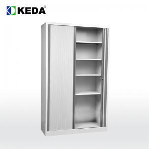 Quality Keda Safe Lock 0.6mm Tambour Filing Cabinet for sale