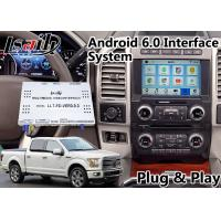 Quality Android 6.0 Navigation Video Interface for Ford F 150 SYNC 3 System support Youtube Spotify for sale