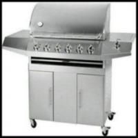 Quality 6 Burners Stainless Steel Gas Bbq Grill (au-1ba6s) for sale