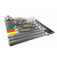 Colourful Cold Shrinkable Termination Kits TICW Certification Straight Shape