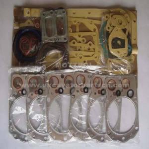 Export Excavator engine gasket kit, 6D125.  YANMAR, ISUZU,KOMATSU,CAT,MITUSUBISHI.DOOSAN.