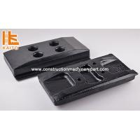 Buy cheap Vogele Unify Steel Plate Rubber Track Pad For Asphalt Paver 320*175*D3 product