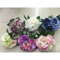 China Artificial Plant&Flowers Rose Artificial Silk Rose Flower Petals Wedding Table Scaters on sale
