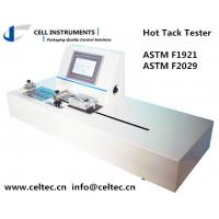 Quality Hot Tack Peeling Tester for sale