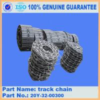 Quality Supply komatsu parts PC200-8  track chain 20Y-32-00300 for sale