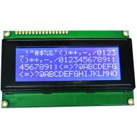 STN Blue Negative LCD Display Module 98.0x60.0x14.0 For Communication Equipment