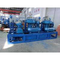 Quality 10000L / H Biger Fuel Oil Purifier System , Transformer Oil Purifier Machine for sale
