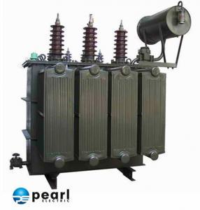 Quality 11kV - 1250 KVA Oil Immersed Transformer Energy Saving Low Loss Economic for sale