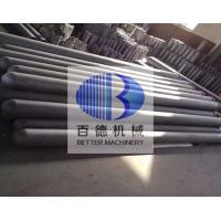 Quality BD Silicon Carbide Pipe SiSiC / Rbsic Flame Tube For Roller Health Kilns for sale