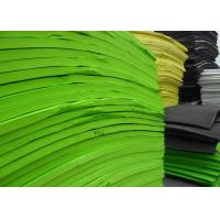 Quality Eco-friendly Green Flat EVA Foam Sheet / Roll For Shoes Making for sale