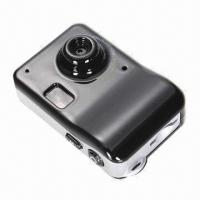 Quality Super High-resolution Mini Digital Camera in 8.0-megapixel with Motion Detection for sale