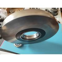 Quality Customized Smooth Feeling Ball Bearing Slewing Ring , Small Turntable Bearing for sale