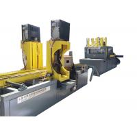 Quality Transformer Corrugated Sheet Roll Forming Production Line Low Noise Easy To Use for sale