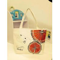 cheap price canvas shopping bag for women