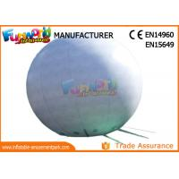 Quality Round Cube Plane Helium Balloon For Party Advertising ROHS EN71 for sale