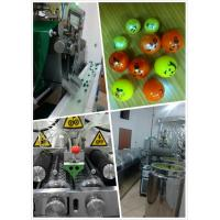 Quality 12 Inch And Small Capacity Servo Motor Paintball Encapsulation Machine With Formula Provide for sale