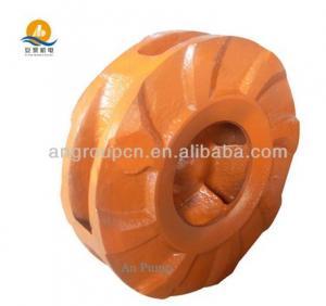 Quality Slurry Pump Impeller (Cr 27%), Fan for sale