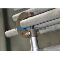 Quality Soft / Hard Heat Exchanger Tube With ASTM A213 / ASME SA213 Stainless Steel Material for sale