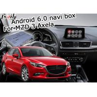 Quality Mazda 3 Axela Video Interface Android Navigation Box With Mazda Knob Control Facebook for sale