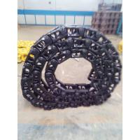 Quality komatsu track chains for PC200,190 pitch 45L chains for sale