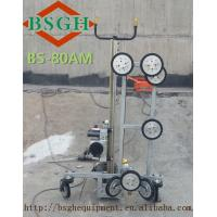Buy cheap Newly concrete cutting machine BS-80AM hydraulic automatic stone wire saw from wholesalers