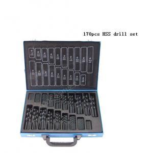 Quality JWT 170PCS HSS Twist Drill Set  ,HSS TWIST DRILL BIT SET,Professional Manufacturer for sale