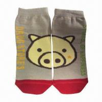 Quality Children's cartoon cotton tube socks, cool and comfortable for sale
